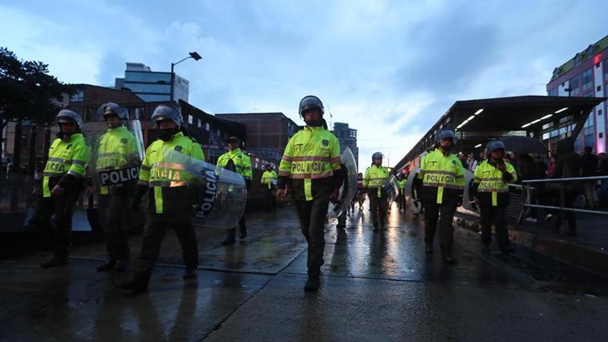 Duque dice estar abierto al diálogo con manifestantes si no usan la violencia