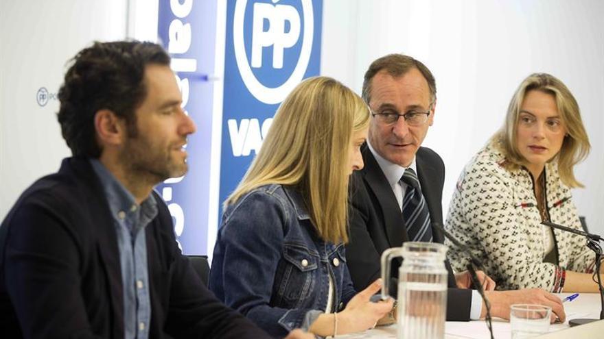 El PP no modificará en el Senado las inversiones de los presupuestos en Euskadi