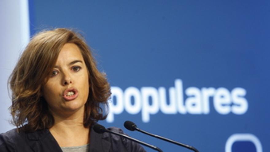 RDP de Soraya Sáez de Santamaría