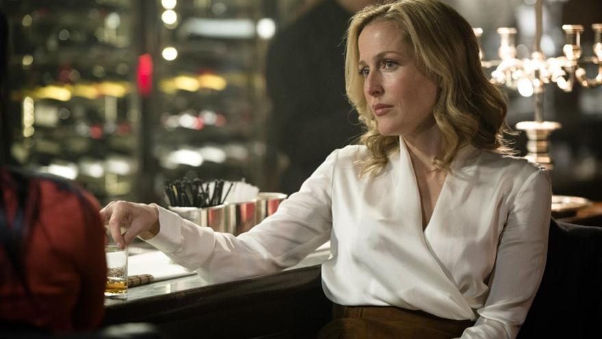Gillian Anderson ¿nuevo 007?