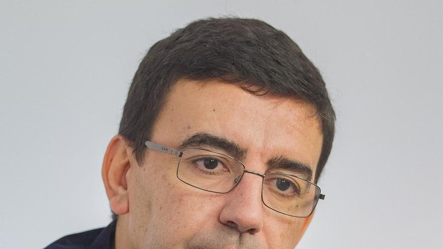 """Jiménez defiende la """"estabilidad"""" política en Andalucía y descarta escenario """"de adelanto electoral"""""""