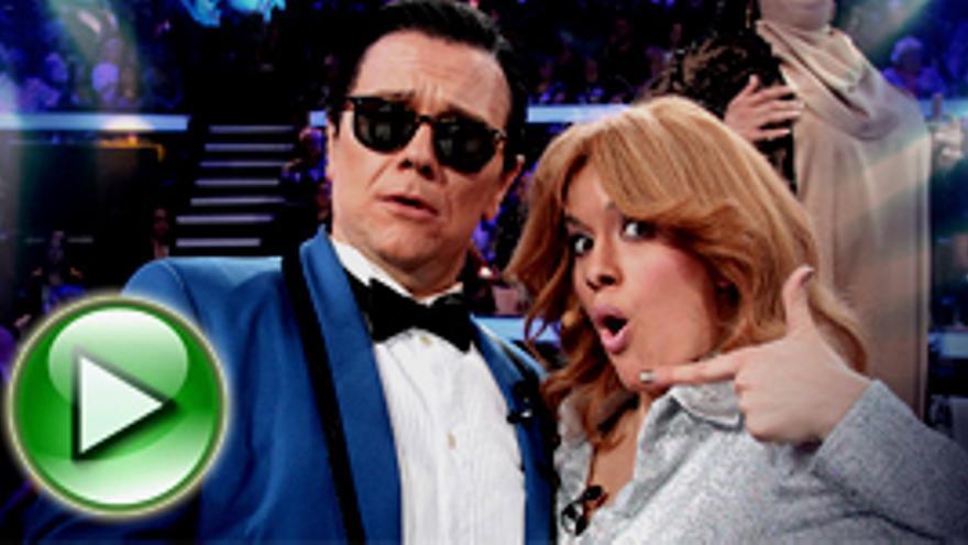 7 días en 10 vídeos: Del 'Gangnam Style' de Santiago Segura a la 'campanada' de Chicote