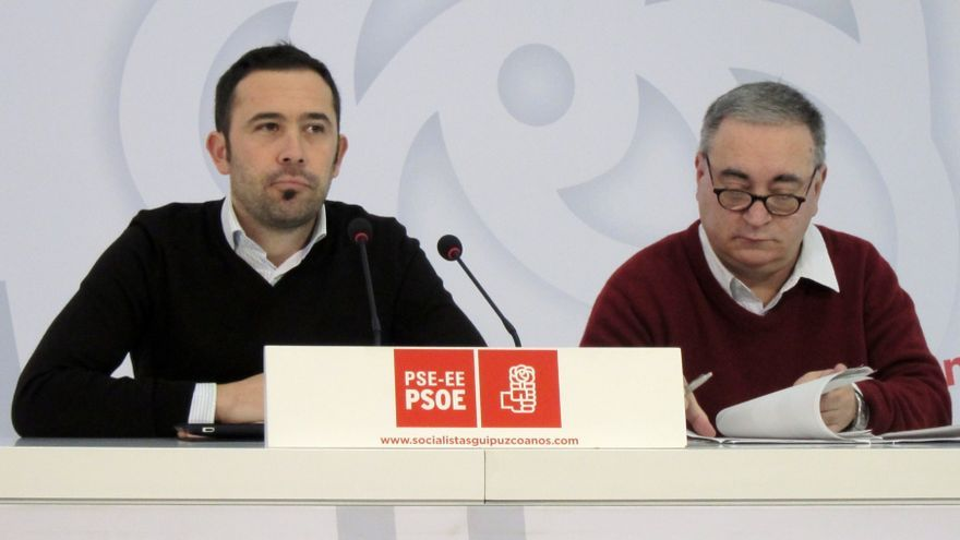 """PSE de Gipuzkoa dice que la Comisión Europea evidencia """"la calamidad"""" de Bildu en la gestión de residuos"""