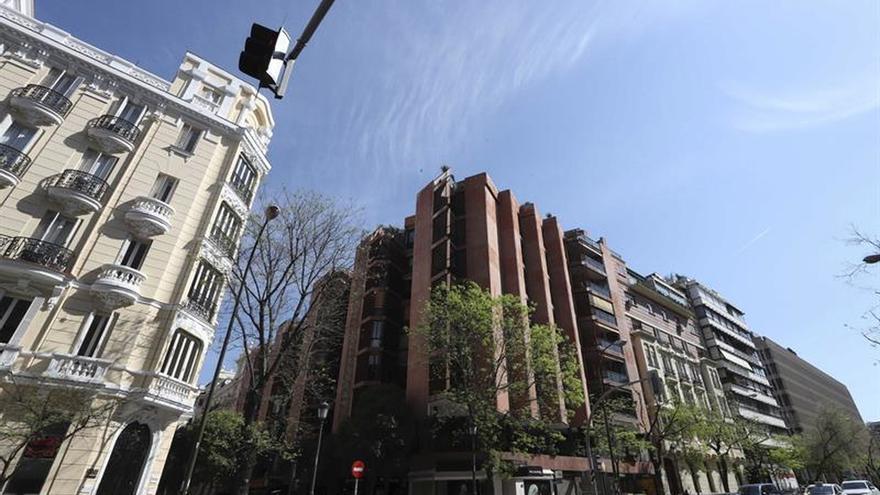 El edificio Girasol, la huella de José Antonio Coderch en Madrid