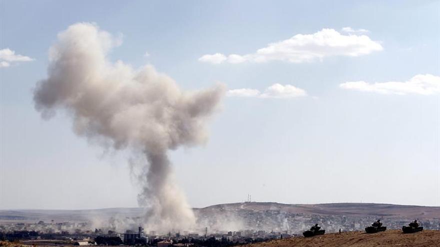 La aviación turca ataca posiciones de la guerrilla kurda en el norte de Irak