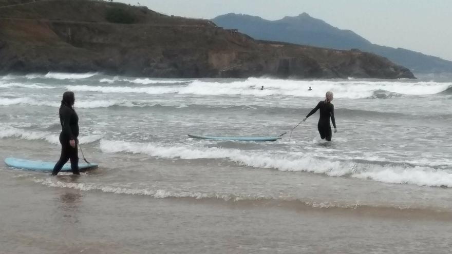 Euskadi activa el aviso amarillo para este miércoles por riesgo marítimo-costero ante la previsión de olas de 3,5 metros