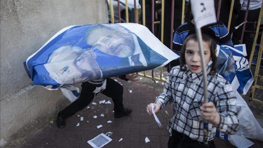 Los ultraortodoxos sefardíes recomendarán a Netanyahu como jefe de Gobierno