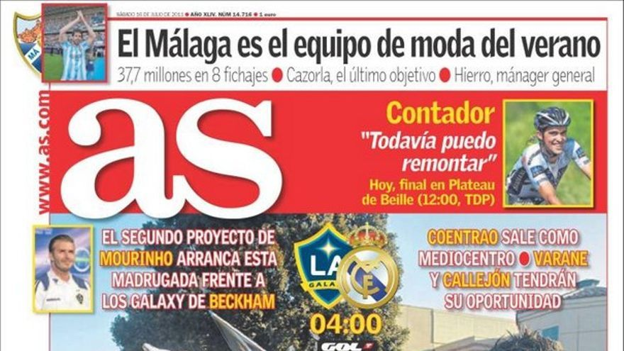De las portadas del día (16/07/11) #13