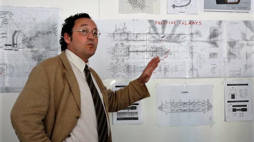 Álvaro García Ortiz, fiscal de Medio Ambiente de Galicia