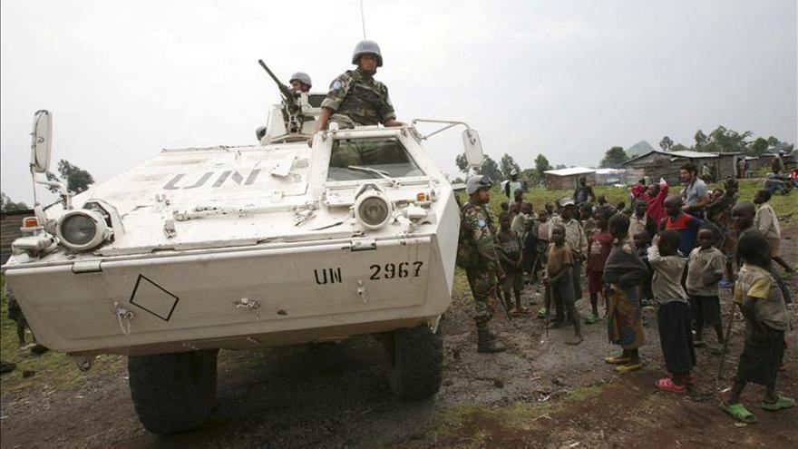 Mueren dos cascos azules en un ataque en la República Democrática del Congo