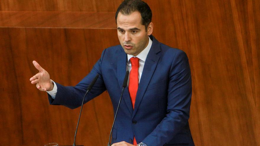 """Aguado siente """"vergüenza ajena"""" porque el Gobierno de Sánchez aún no se ha formado y el de la Comunidad sí"""