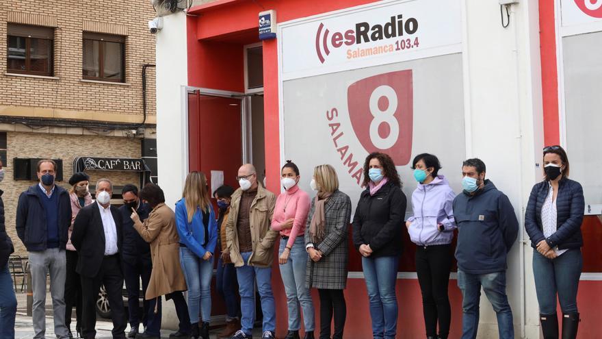 Castilla y León concede la Medalla al Mérito Profesional a Roberto Fraile