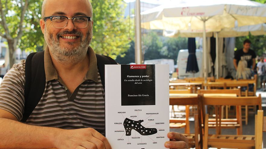 El sociólogo Curro Aix.