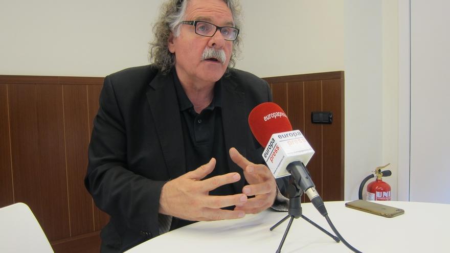 """Tardà (ERC): """"Rajoy caería de inmediato si utilizara medidas violentas contra el pueblo catalán"""""""