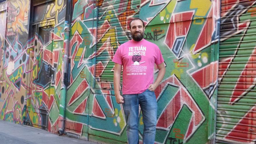 Luis de la Cruz, autor de 'Barrionalismo'