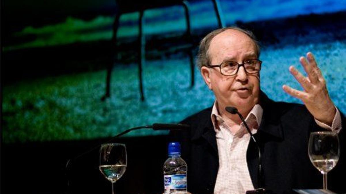 El académico español Jesús Martín-Barbero