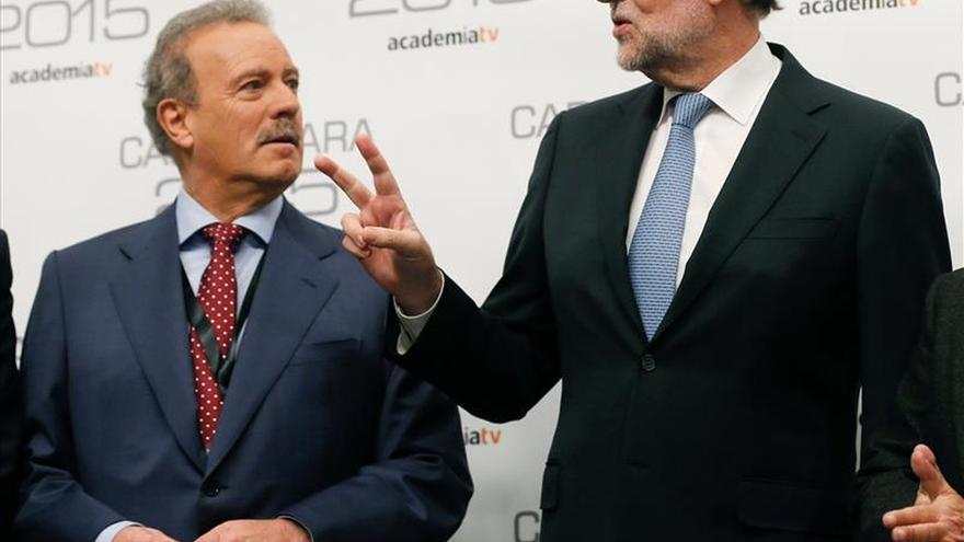 Rajoy apela a la estabilidad, seguridad y certidumbre que garantiza el PP