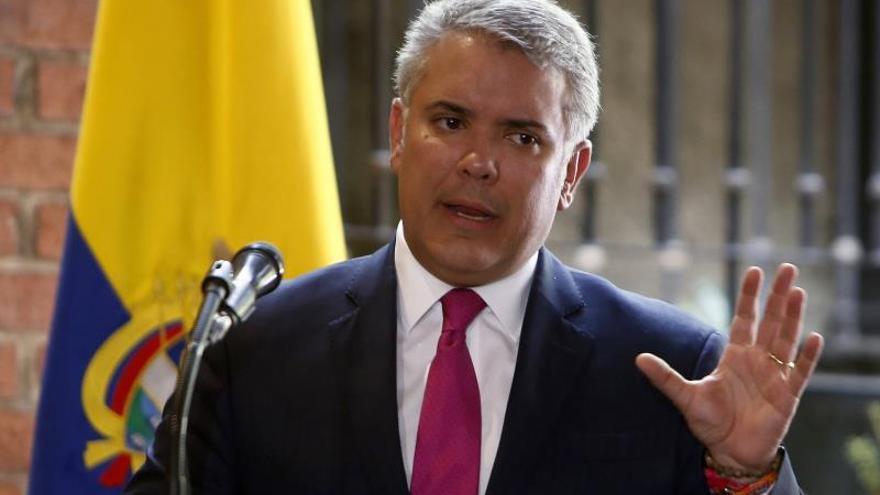 Duque asegura que trabaja con Piñera para apoyar a Brasil en la crisis amazónica