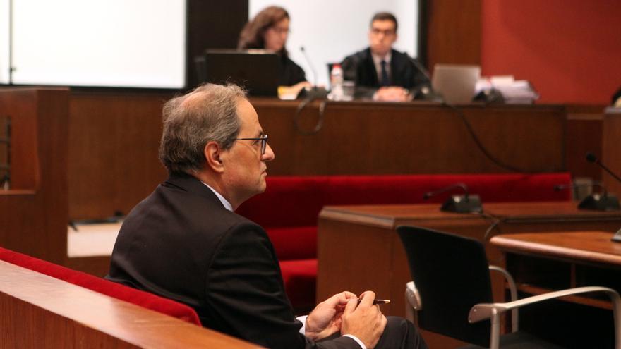 El TSJC rechaza anular el juicio y las cuestiones previas planteadas por la defensa de Torra