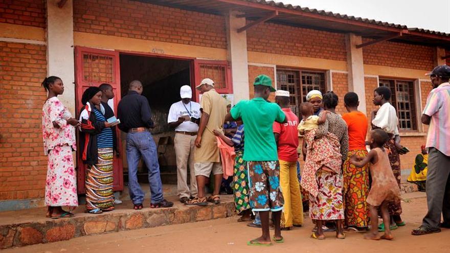 EE.UU le pide contención a las fuerzas congoleñas tras la muerte de 36 burundeses