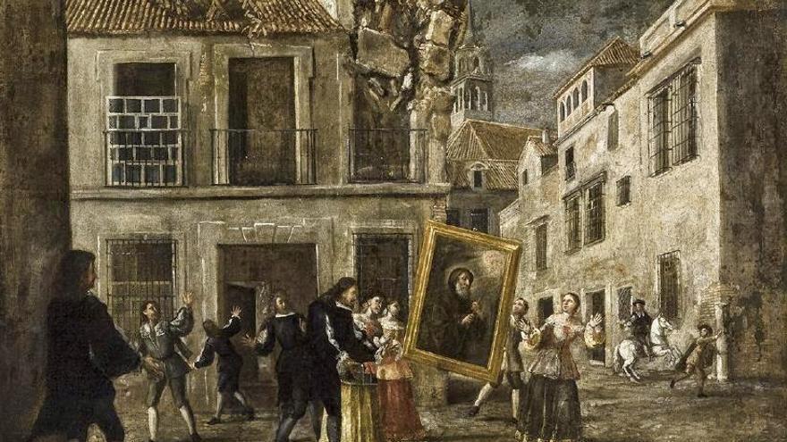 C:\fakepath\6.. Lucas Valdés Terremoto detenido por la intercesión de la imagen de San Francisco de Paula h. 1700-10.jpg