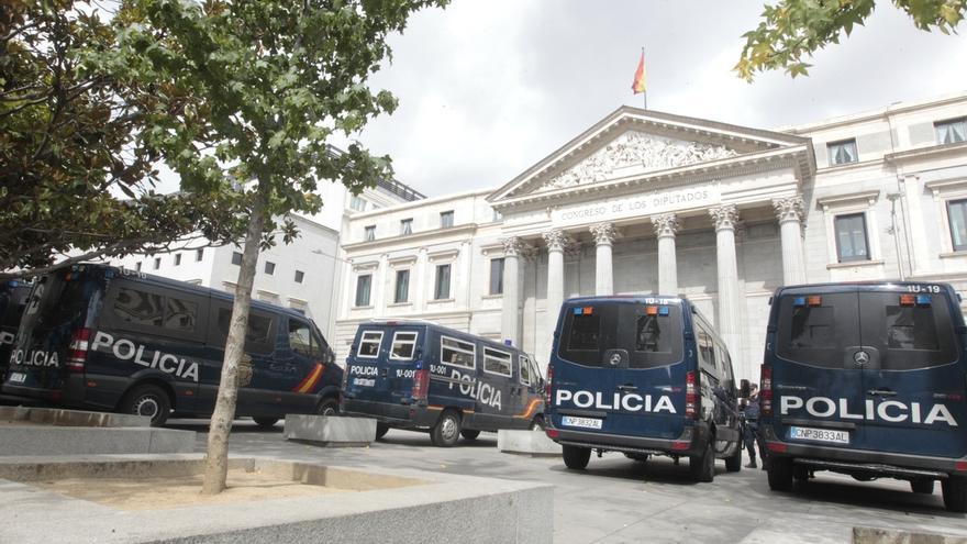 """El PP apela a la amenaza terrorista para no derogar la 'ley Mordaza' y asegura que """"España no es Cuba, ni Venezuela"""""""