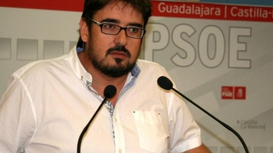 El alcalde de Marchamalo, Rafael Esteban / Foto: PSOE