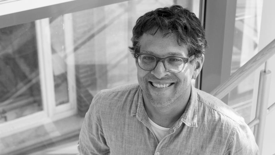 """Alexander Vasudevan, profesor de la Universidad de Oxford y autor del libro """"Autonomous City"""""""