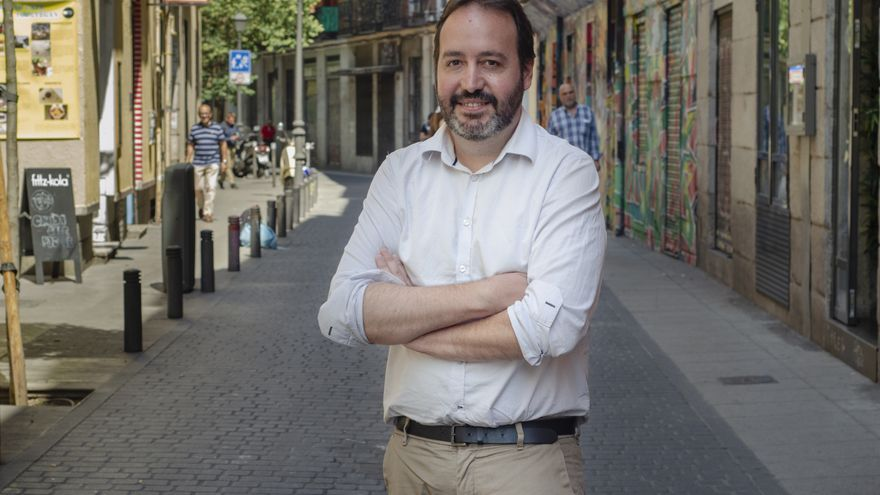 El politólogo, Pepe Fernández-Albertos