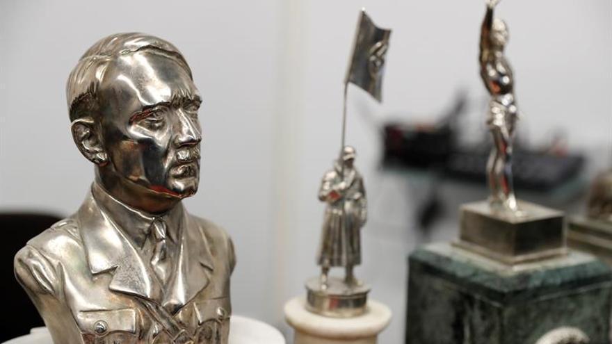 Una asociación judía condecora al Gobierno argentino tras hallar piezas históricas