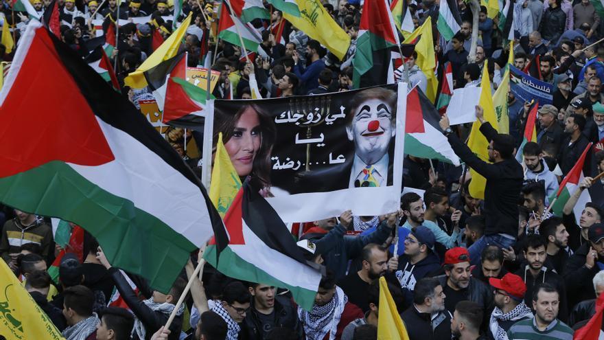 Manifestación en Líbano / Bilal Hussein