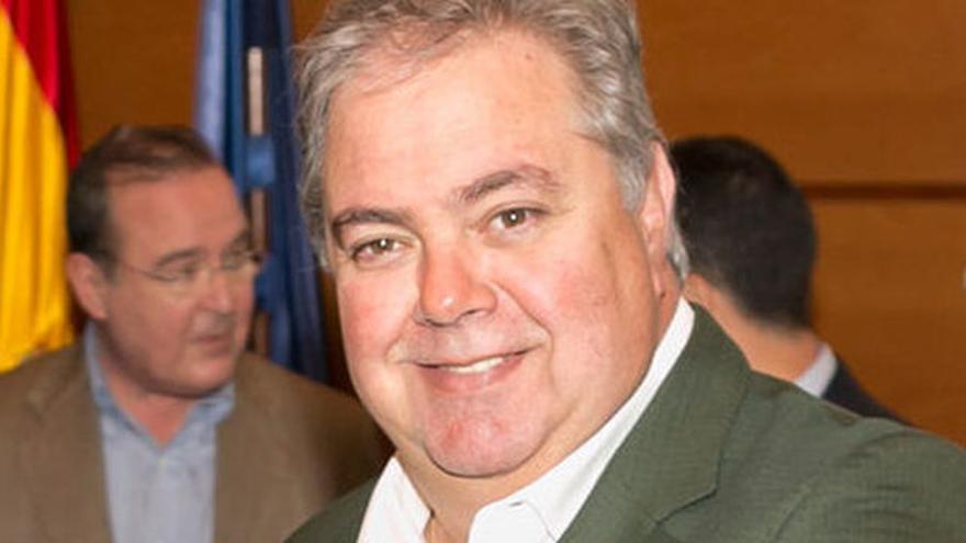 Henry Sicilia, presidente de Asprocan