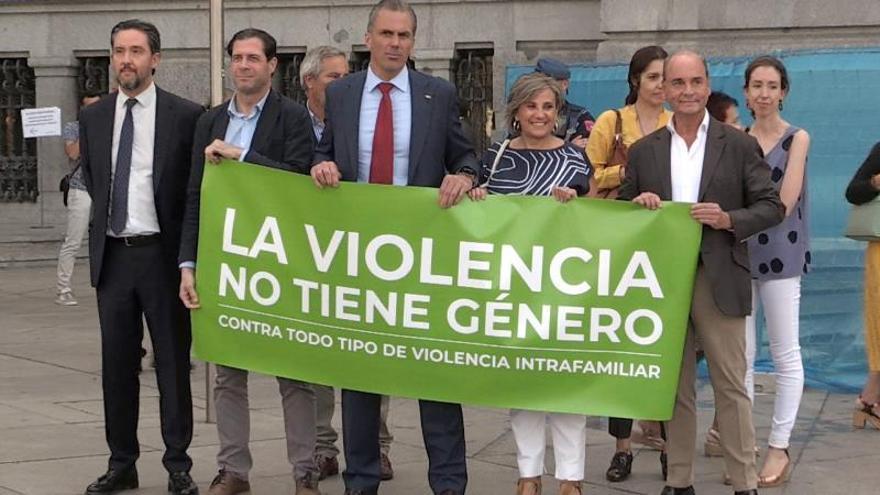 """Vox defiende su libertad de expresión para expresar """"dolor"""" con otra pancarta"""