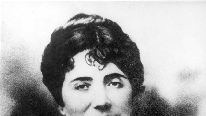Recuperado un inédito de Rosalía de Castro dedicado a Salustiano de Olózaga
