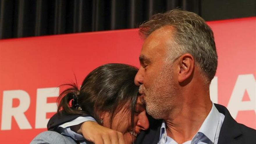 Torres (PSOE): Vamos a presidir Canarias y a cambiar Canarias
