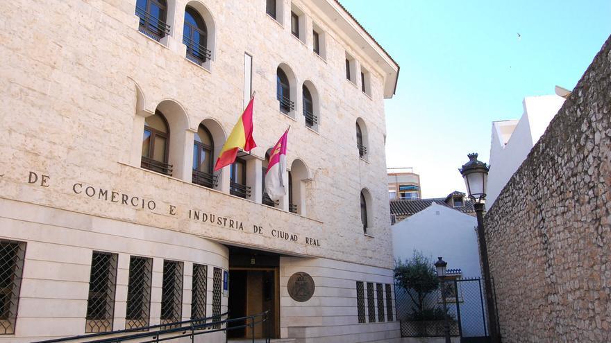 Sede de la Cámara de Comercio de Ciudad Real