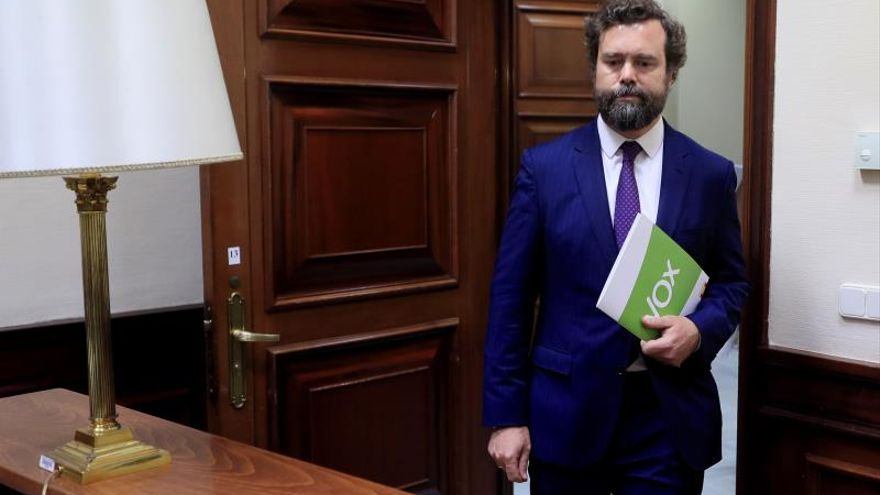 Vox asegura que Cs aceptó el pacto con el PP y avisa de que puede demostrarlo