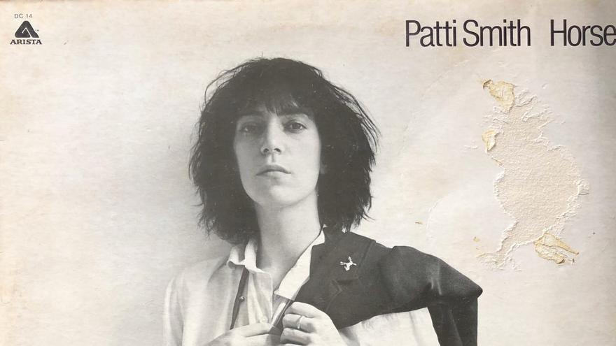 Patti Smith Horse.