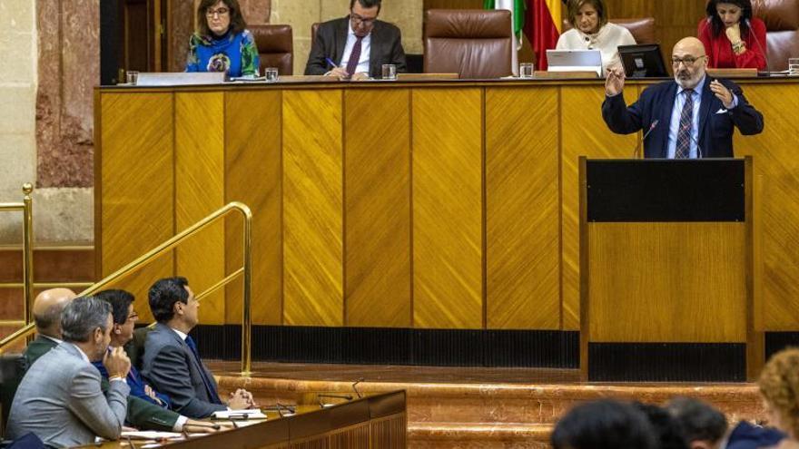 Los nuevos papeles de los ERE prolongan el debate sobre corrupción en Andalucía