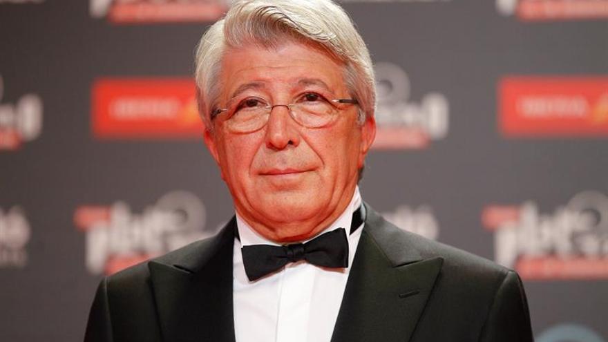"""""""Esta edición de los Premios Platino va a ser un éxito"""", dice Enrique Cerezo"""