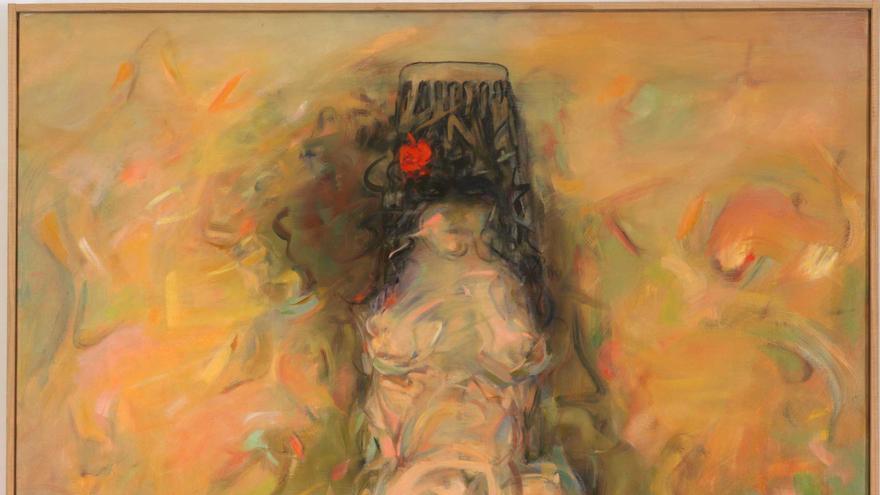 'Woman Artist, Nude, Standing', Dorothea Tanning/ Cedidas por el Museo Reina Sofía