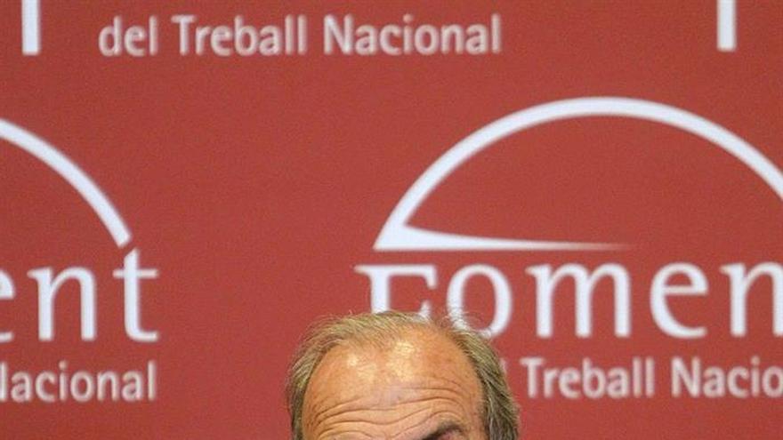 Gay de Montellà relativiza los traslados de sedes fuera de Cataluña