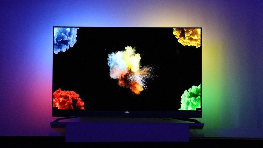 TV OLED de Philips