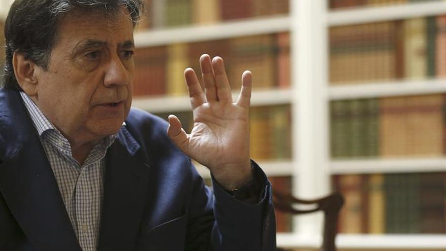 El escritor Luis Landero, protagonista de la semana cultural en la UIMP
