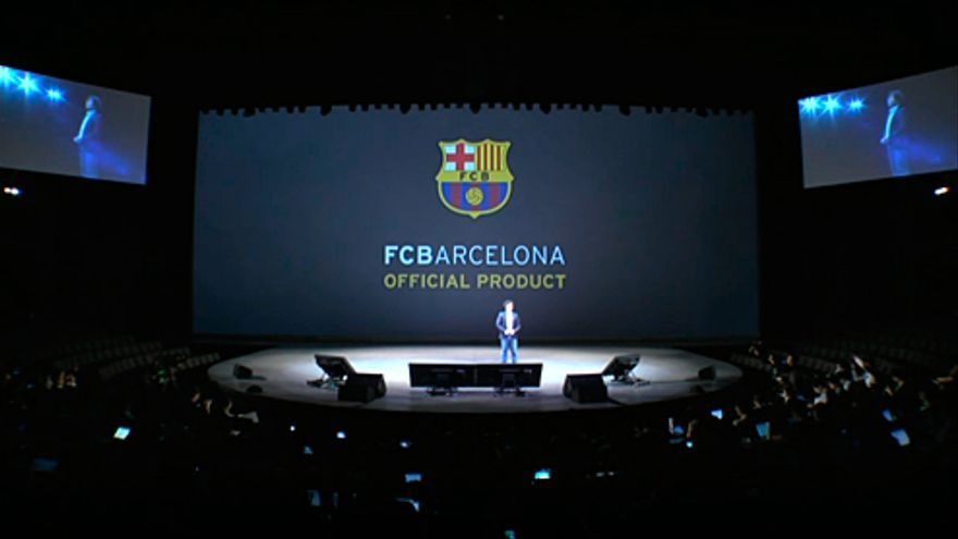 Line incorporará 'stickers' del FB Barcelona (Foto: HojaDeRouter.com)