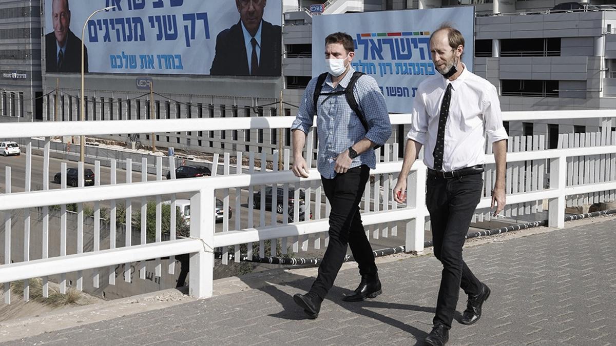 Más de la mitad de la población israelí ya tiene las dos dosis