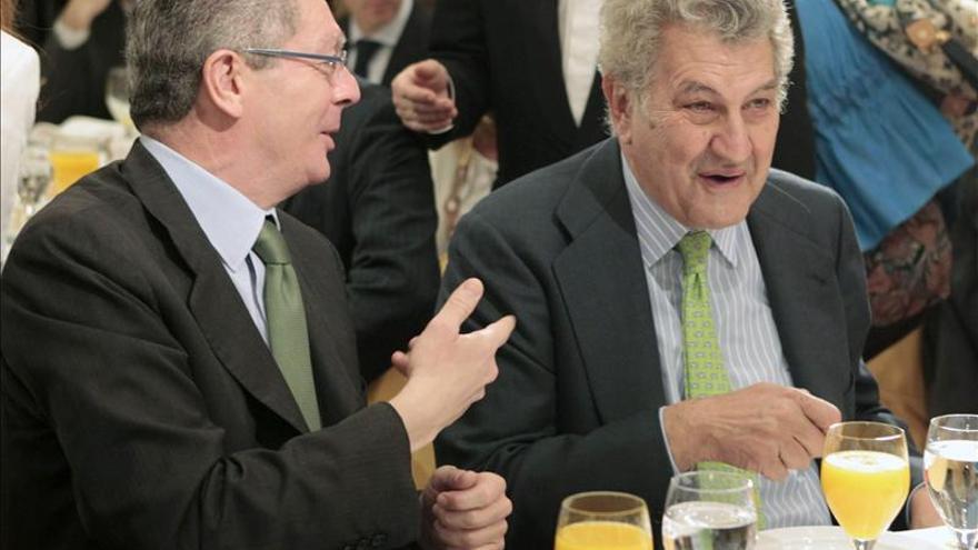"""Posada cree que Rajoy """"está llevando muy bien"""" lo que hay que hacer en España"""