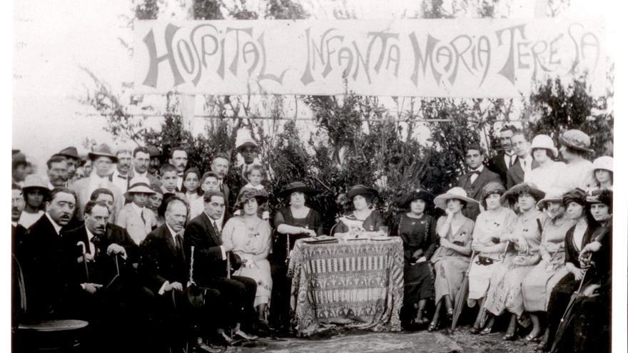Aridane. Centenario de la primera piedra del Hospital Infanta María Teresa/1