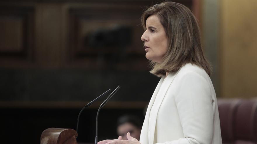 Báñez modificará las peonadas necesarias para los subsidios, pero garantiza las prestaciones