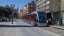 Habrá huelga del tranvía durante las Fiestas del Pilar